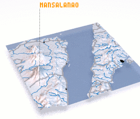 3d view of Mansalanao