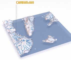 3d view of Cambanjao