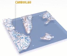3d view of Cambuilao