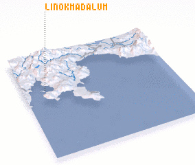 3d view of Linok Madalum