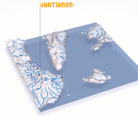 3d view of Jantianon
