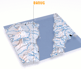 3d view of Banug