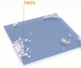 3d view of Tanza