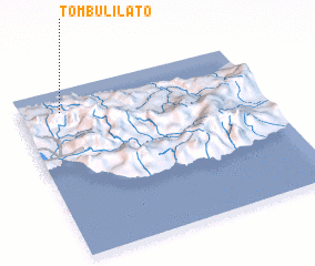 3d view of Tombulilato