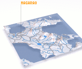 3d view of Magarao