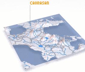 3d view of Caorasan
