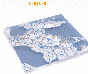 3d view of Cantera