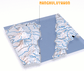 3d view of Manghuluyawon