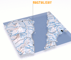 3d view of Magtalisay