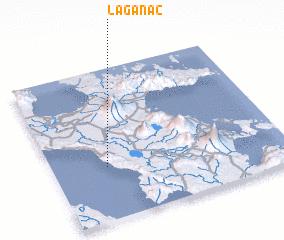 3d view of Laganac