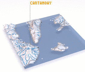 3d view of Cantamoay