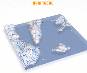 3d view of Maningcao