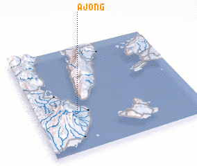 3d view of Ajong
