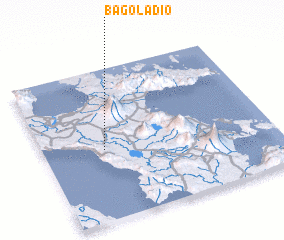 3d view of Bagoladio