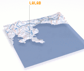 3d view of Lalab