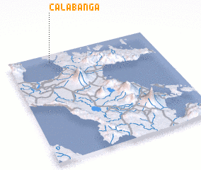 3d view of Calabanga