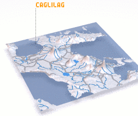 3d view of Caglilag
