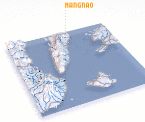 3d view of Mangnao