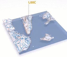 3d view of Looc