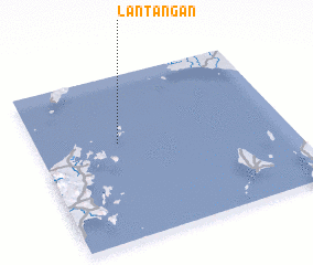 3d view of Lantañgan