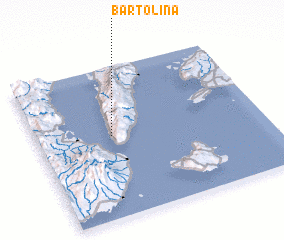 3d view of Bartolina