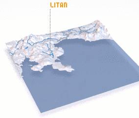 3d view of Litan