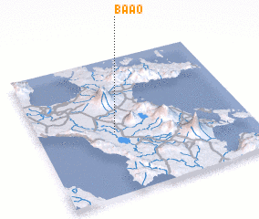 3d view of Baao