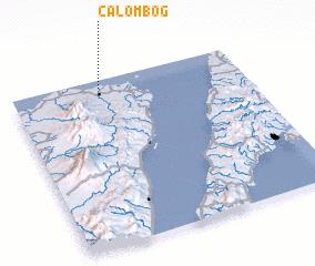 3d view of Calombog