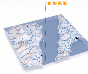 3d view of Kandabong