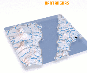 3d view of Kantangkas