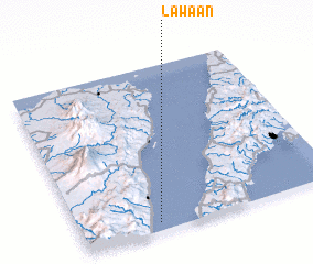 3d view of Lawaan