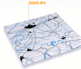 3d view of Guanlipu