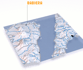 3d view of Babiera