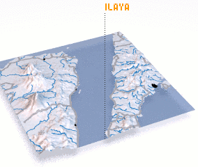 3d view of Ilaya