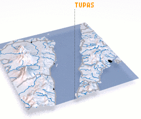 3d view of Tupas