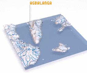 3d view of Agbalanga