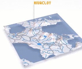 3d view of Hiuacloy