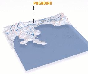 3d view of Pagadian
