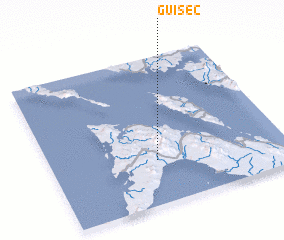 3d view of Guisec