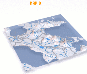 3d view of Mapid