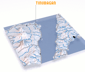 3d view of Tinubagan