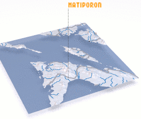 3d view of Matiporon