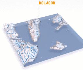 3d view of Boljoon