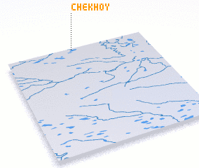 3d view of Chekhoy