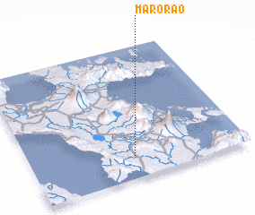 3d view of Marorao