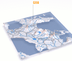 3d view of Goa