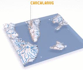 3d view of Cancalanug