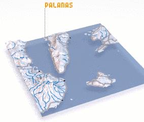 3d view of Palanas