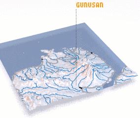 3d view of Gunusan