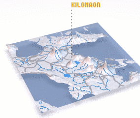 3d view of Kilomaon